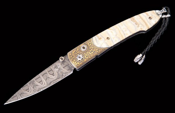 William Henry Limited Edition B10 Fleur Knife