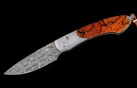 William Henry Limited Edition B12 Forest Grove Knife
