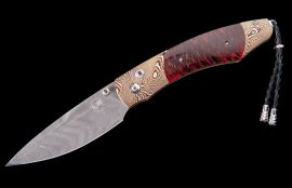 William Henry Limited Edition B12 Pine Bluff Knife