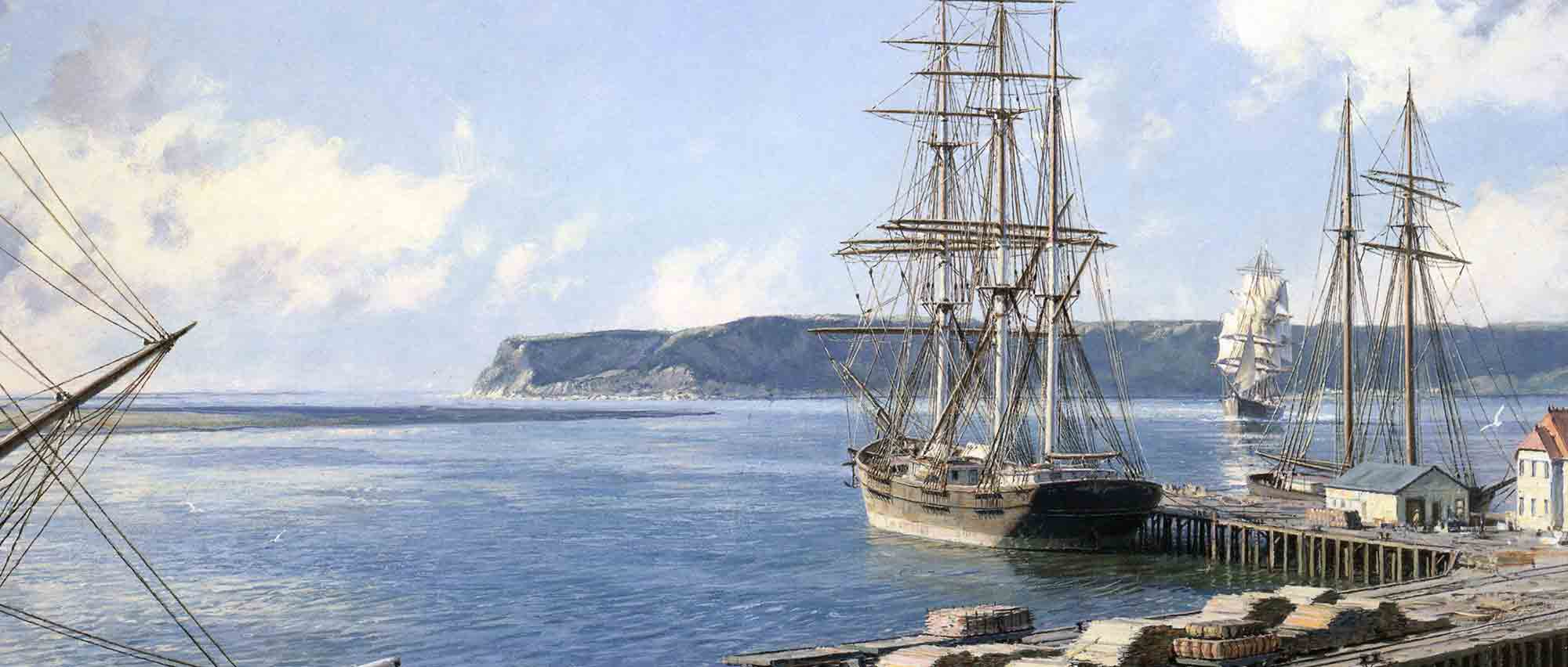 Maritime Art of John Stobart