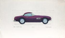 Allan Stephenson - 1956 BMW 507 1