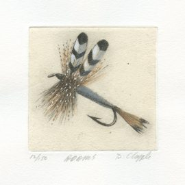 David Chapple Limited Edition Print - Adams Lure