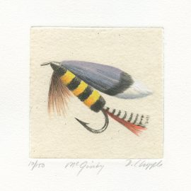 David Chapple Limited Edition Print -McGinty Lure