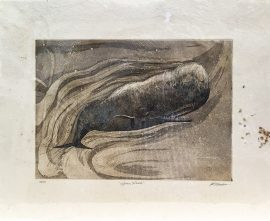 J.D. Mayhew Limited Edition Print - Sperm Whale