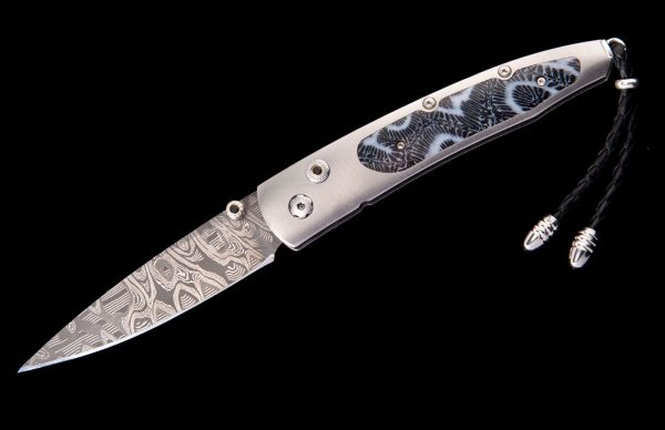 William Henry Limited Edition B10 Black Cove Knife