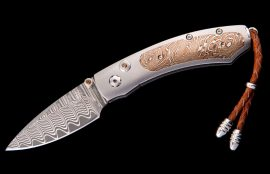 William Henry Limited Edition B09 Feisty Knife