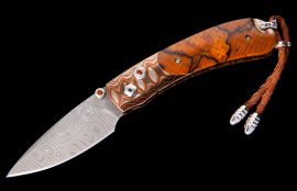 William Henry Limited Edition B09 Sand Storm Knife
