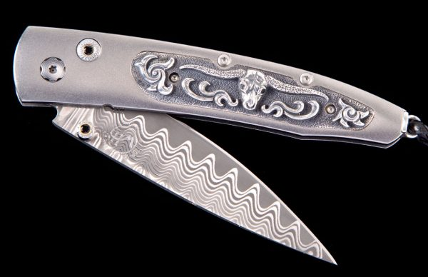William Henry Limited Edition B10 Round Up Knife
