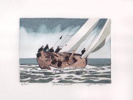 Frank Kaczmarek - Racing Yacht