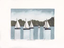 Frank Kaczmarek - Sails II