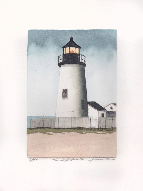 Frank Kaczmarek - The Lighthouse II
