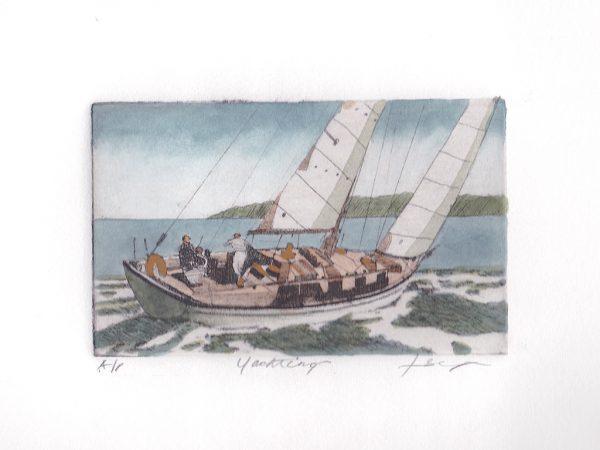 Frank Kaczmarek - Yachting