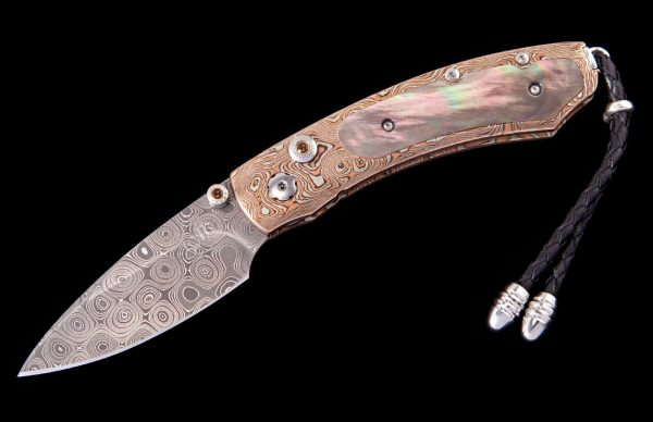 William Henry Limited Edition B09 Sea Squall Knife
