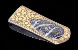 William Henry Zurich 'Cay' Money Clip