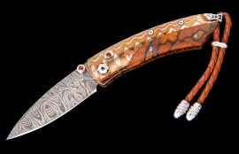 William Henry Limited Edition B04 Woodland Knife