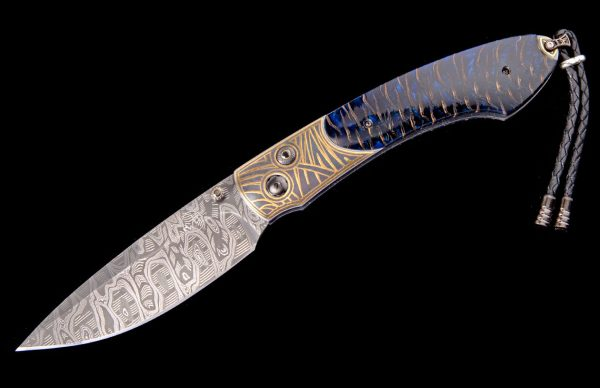 William Henry Limited Edition B12 Glade Knife