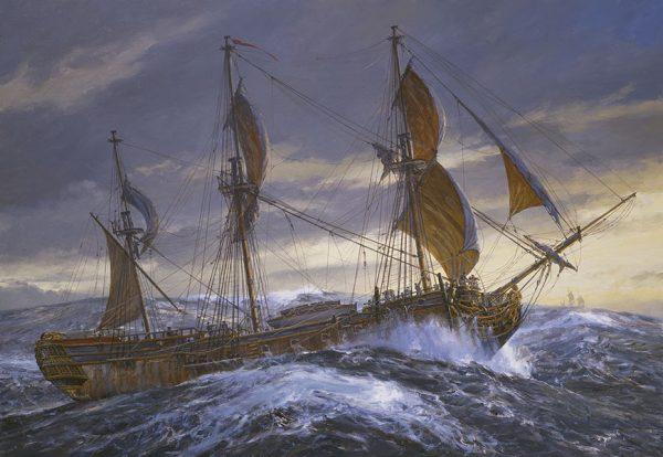 Geoff Hunt - The Unknown Shore