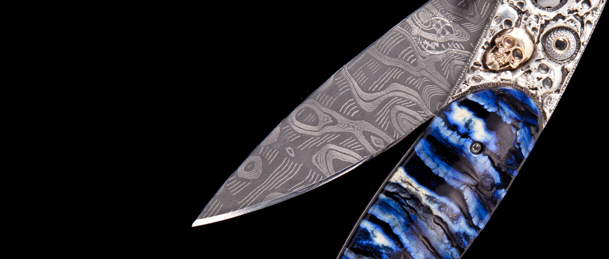 New William Henry Knives