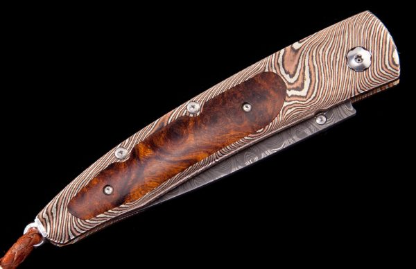 William Henry Limited Edition B10 Pueblo Knife