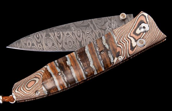 William Henry Limited Edition B30 Relic Knife