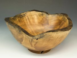 Jerry Kermode - Redwood Natural Edge Bowl