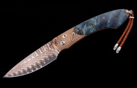 William Henry Limited Edition B12 Harvest Knife