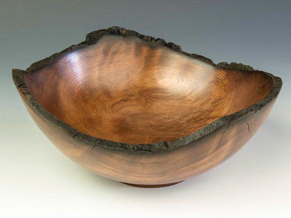 Jerry Kermode - Redwood Natural Edge Bowl