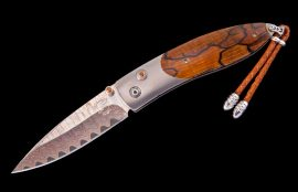William Henry Limited Edition B05 Wave Break Knife