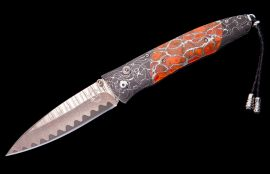 William Henry Limited Edition B30 Blazing Knife