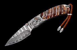 William Henry Limited Edition B09 Royal Wave Knife