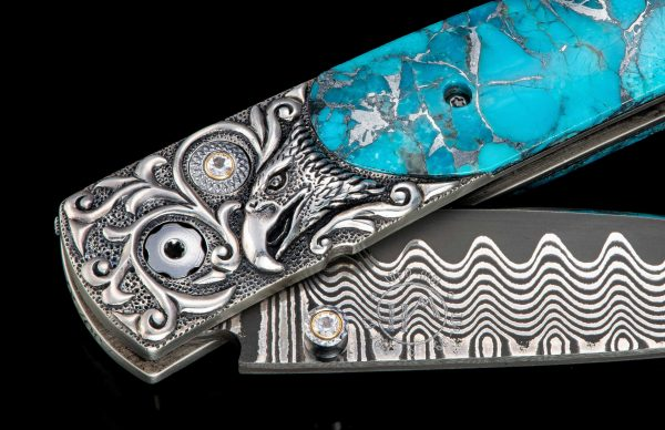 William Henry Limited Edition B10 Majesty Knife