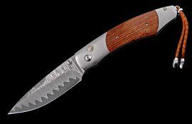 William Henry Limited Edition B12 Fighting Irish Knife