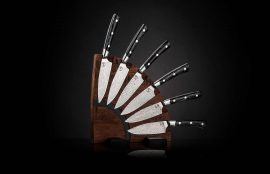 William Henry Kultro Pro Star Steak Knives