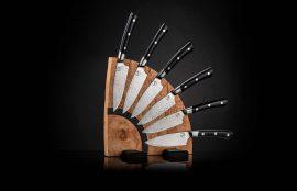 William Henry Kultro Pro Tribal Steak Knives