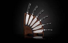 William Henry Kultro Pro Lighting Steak Knives
