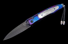 William Henry Limited Edition B30 Milky Way Knife