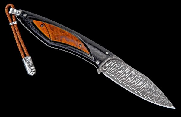 William Henry Fixed Blade F28 Grove Knife