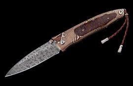 William Henry Limited Edition B30 Cedar Knife