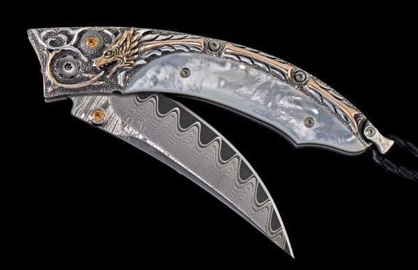 William Henry Limited Edition B11 Sea Dragon Knife