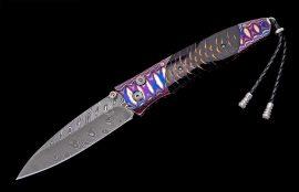 William Henry Limited Edition B30 Indigo Sky Knife