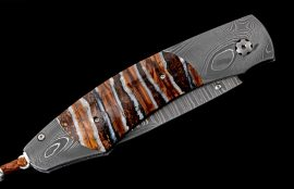 William Henry Limited Edition B12 Ice Age II Knife