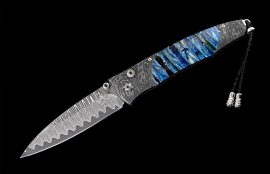 William Henry Limited Edition B30 Blue River Knife