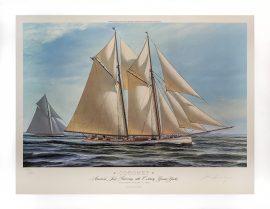 John Mecray Limited Edition Print - Coronet
