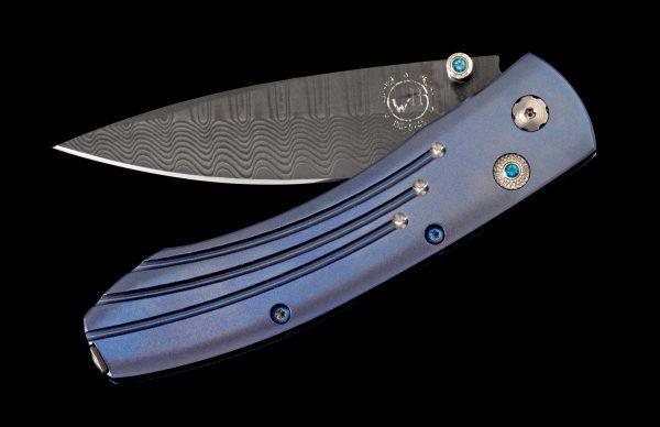 William Henry Limited Edition B05 Titan II Knife