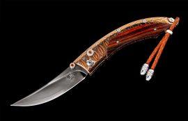 William Henry Limited Edition B11 Zanzibar Knife