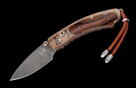 William Henry Limited Edition B09 Tropics Knife