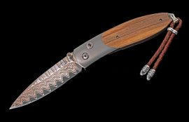 William Henry Limited Edition B05 Mediterranean Knife